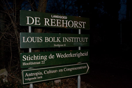 Triodos bouwt op Reehorst