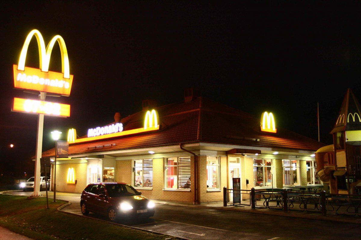 Poll: Big Mac in Driebergen: yes or no