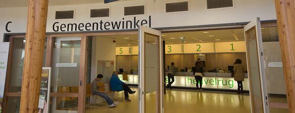 Gemeentewinkel wil geen boze klanten;UPDATED