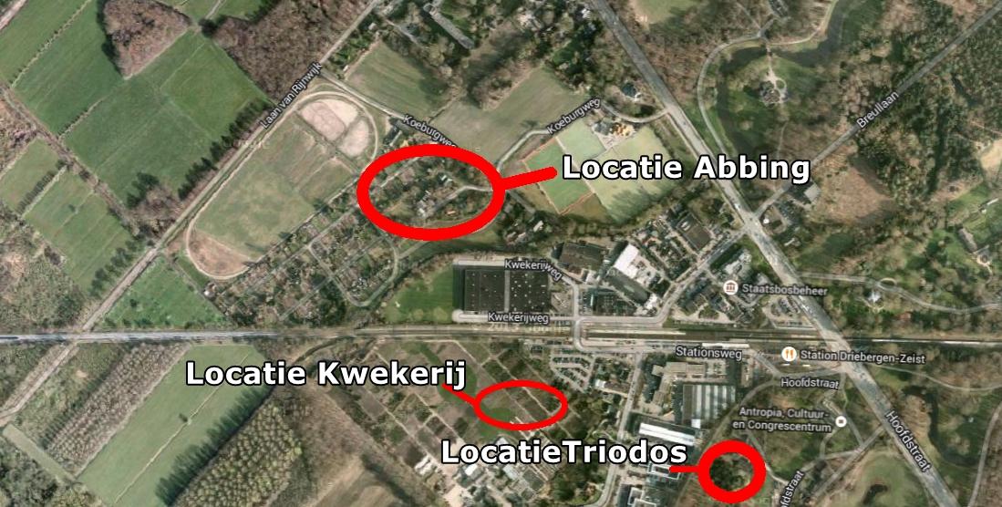 Abbing wil ook bouwen bij station Driebergen-Zeist