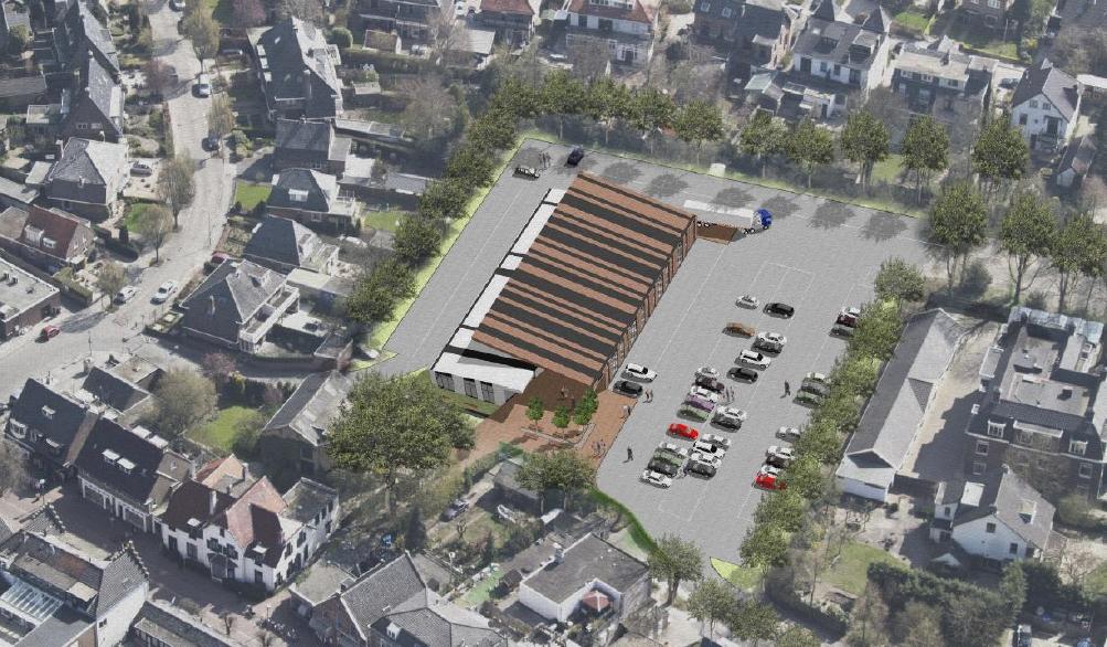 Aldi stuit opnieuw op geharnast verzet in Driebergen. Uitwijken naar Leersum of Doorn kan nu wel.