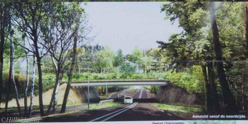 Groenberaad Heuvelrug nu ook al tegen ecoducten