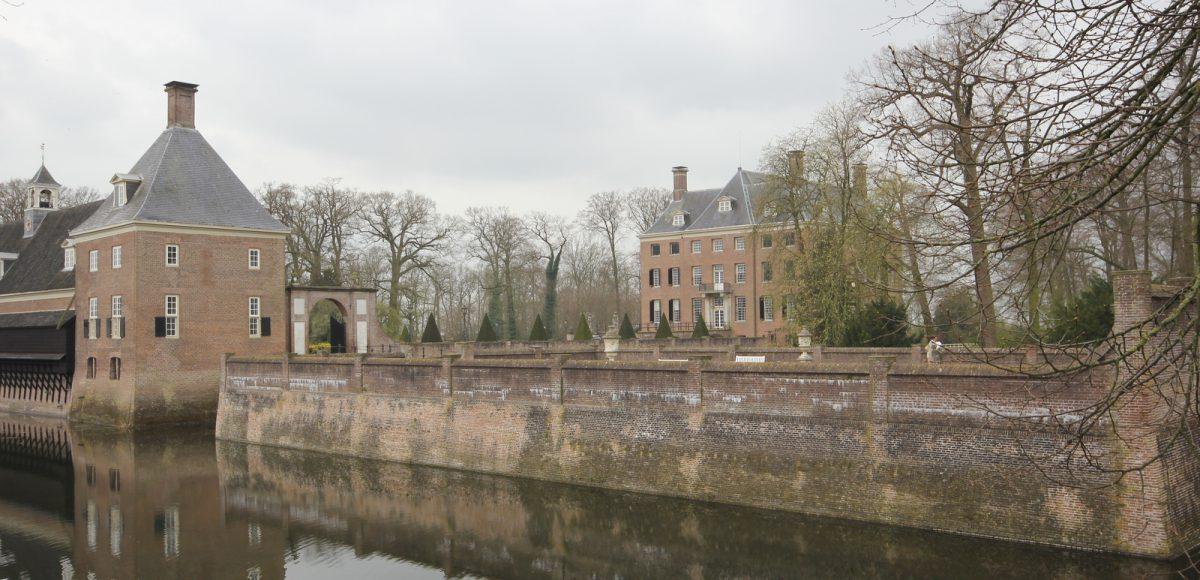 Heuvelrug scheldt kasteel Amerongen schuld deels kwijt